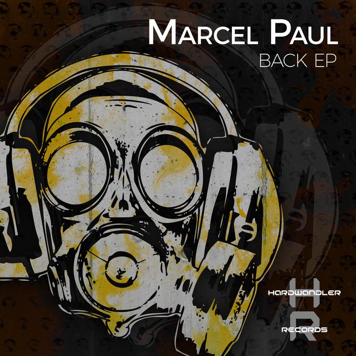 MARCEL PAUL - Back EP