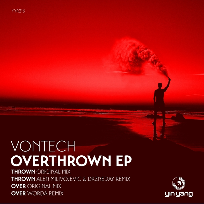 VONTECH - Overthrown EP