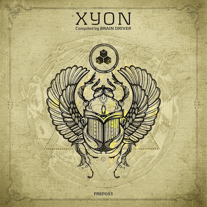 VARIOUS/BRAIN DRIVER - XYON