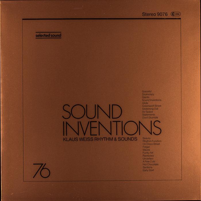 KLAUS WEISS - Sound Inventions
