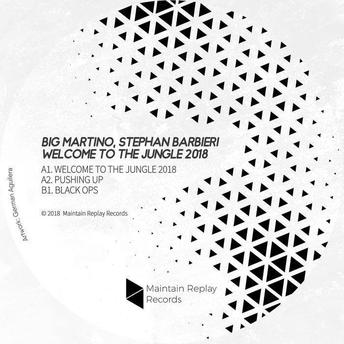 BIG MARTINO & STEPHAN BARBIERI - Welcome To The Jungle 2018
