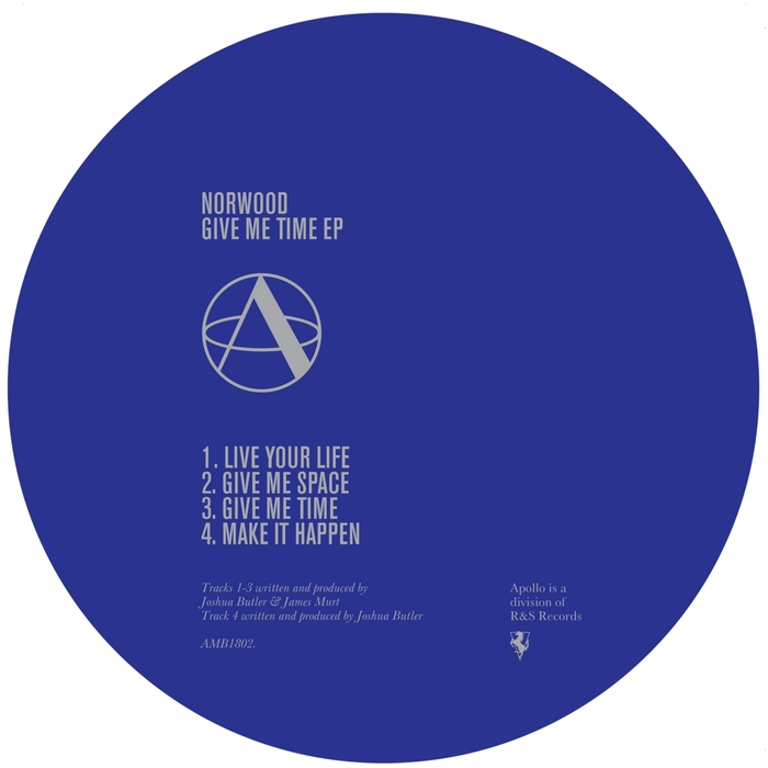 NORWOOD - Give Me Time EP