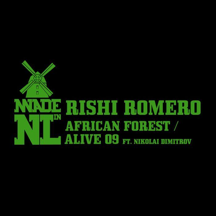 RISHI ROMERO - African Forest/Alife 09