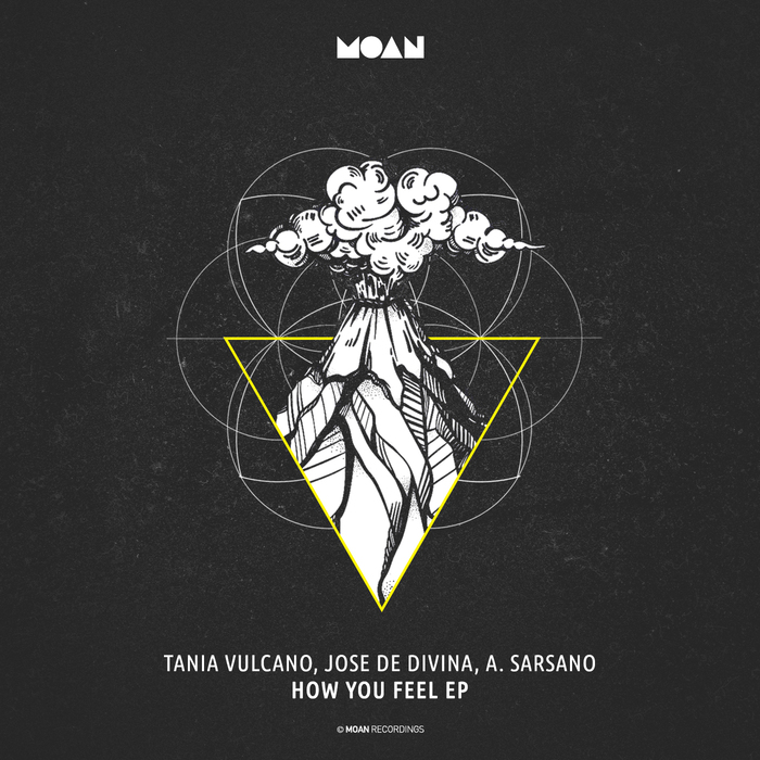 TANIA VULCANO/JOSE DE DIVINA/ALESSANDRO SARSANO - How You Feel EP