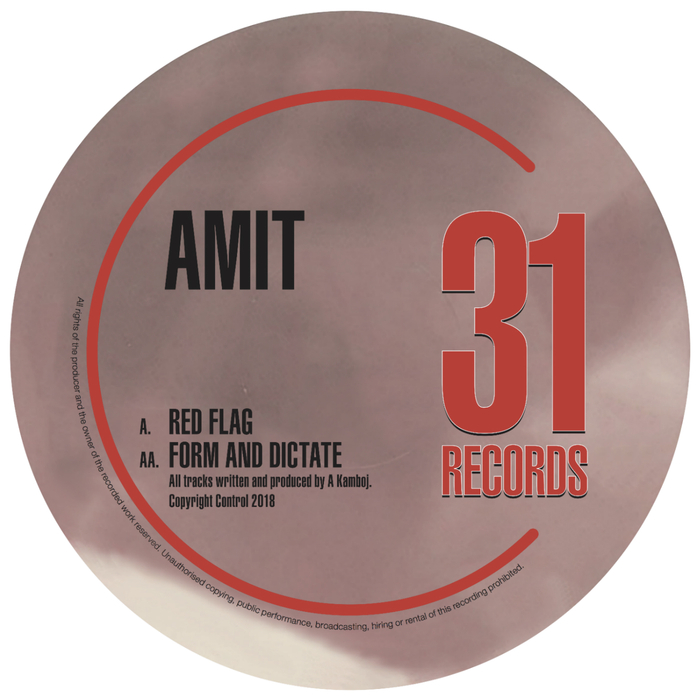 AMIT - Red Flag/Form & Dictate