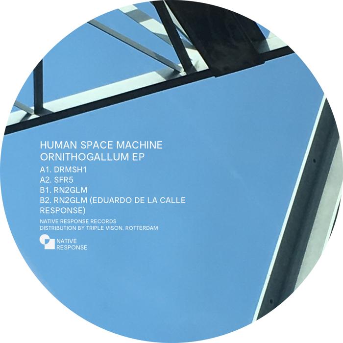 HUMAN SPACE MACHINE - Ornithogallum EP