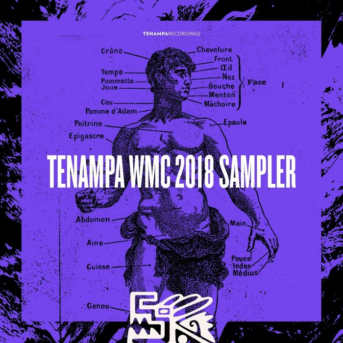 ANDRE MORET/LIS SARROCA/DEXTER CURTIN/MARCUS JAHN/DOMA/YAMIL - Tenampa WMC 2018 Sampler