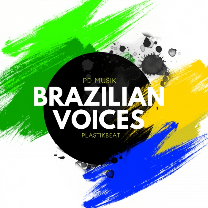 PLASTIKBEAT - Brazilian Voices 2