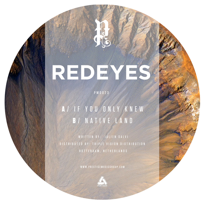 REDEYES - If You Only Knew/Native Land