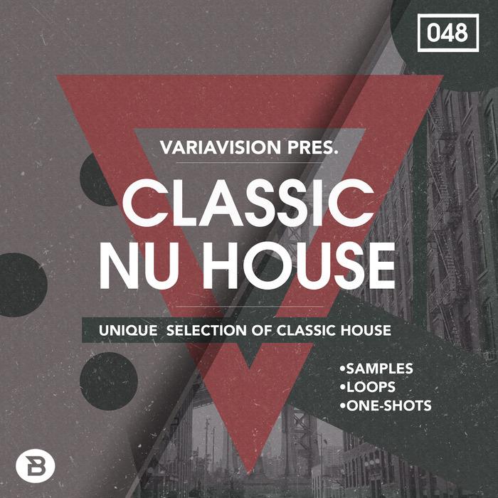 BINGOSHAKERZ - Classic Nu House By Variavision (Sample Pack WAV)