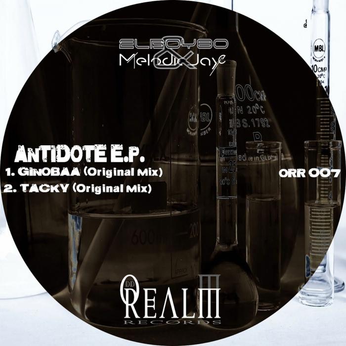 ELBOY80 & MELODIC JAYE - Antidote EP