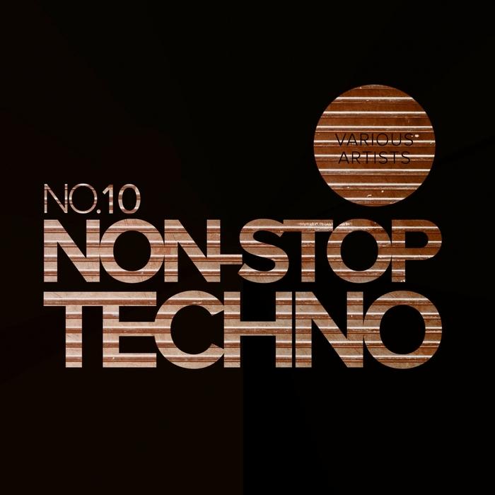 VARIOUS - Non-Stop Techno No.10