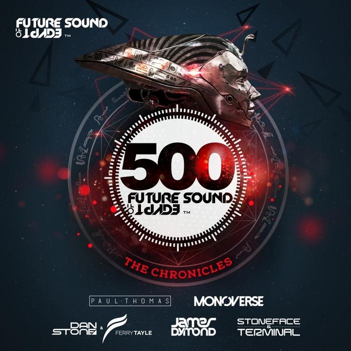 VARIOUS - Future Sound Of Egypt 500