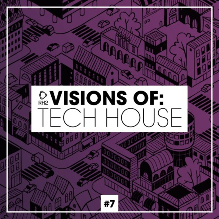 VARIOUS - Visions Of/Tech House Vol 7