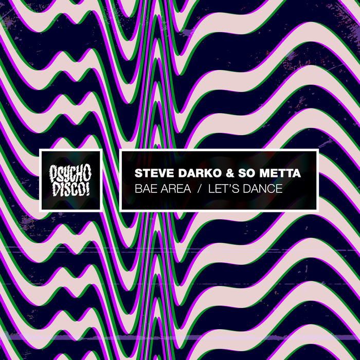 STEVE DARKO/SO METTA - Bae Area