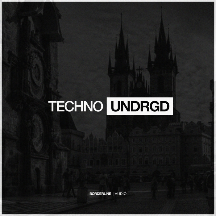 VARIOUS - Techno UNDRGD 2018