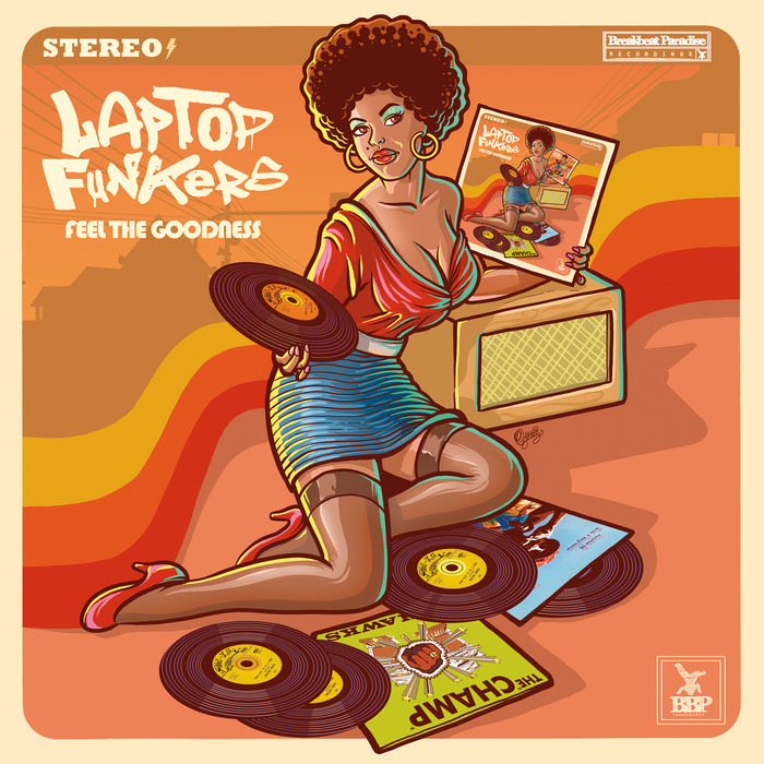 LAPTOP FUNKERS - Feel The Goodness