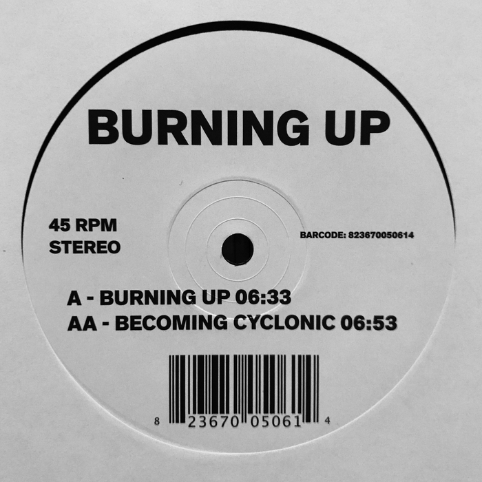 JIMPSTER - Burning Up