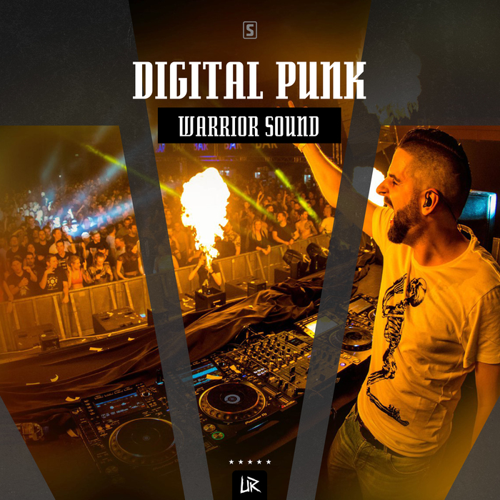 DIGITAL PUNK - Warrior Sound