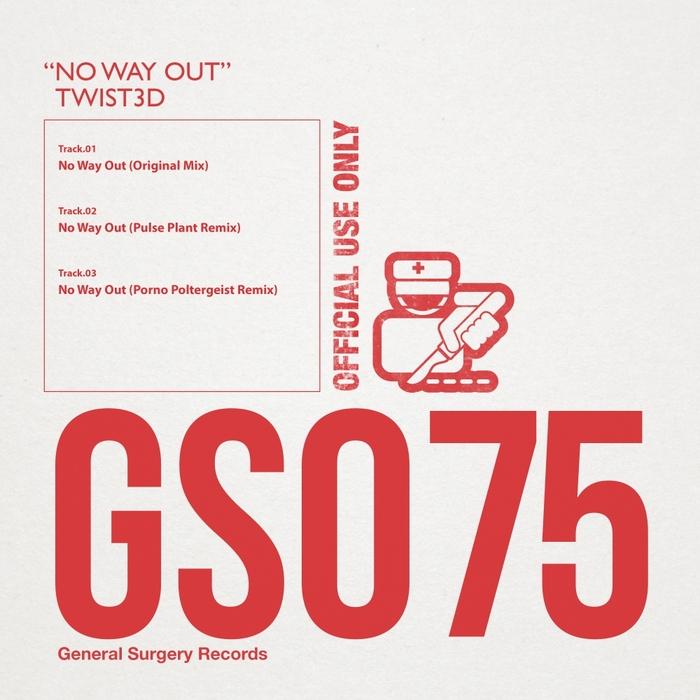 TWIST3D - No Way Out