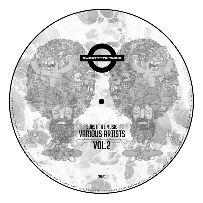 VARIOUS - V.A. Substrate Music Vol 2