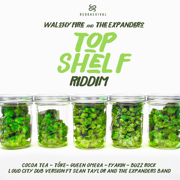 VARIOUS - Top Shelf Riddim