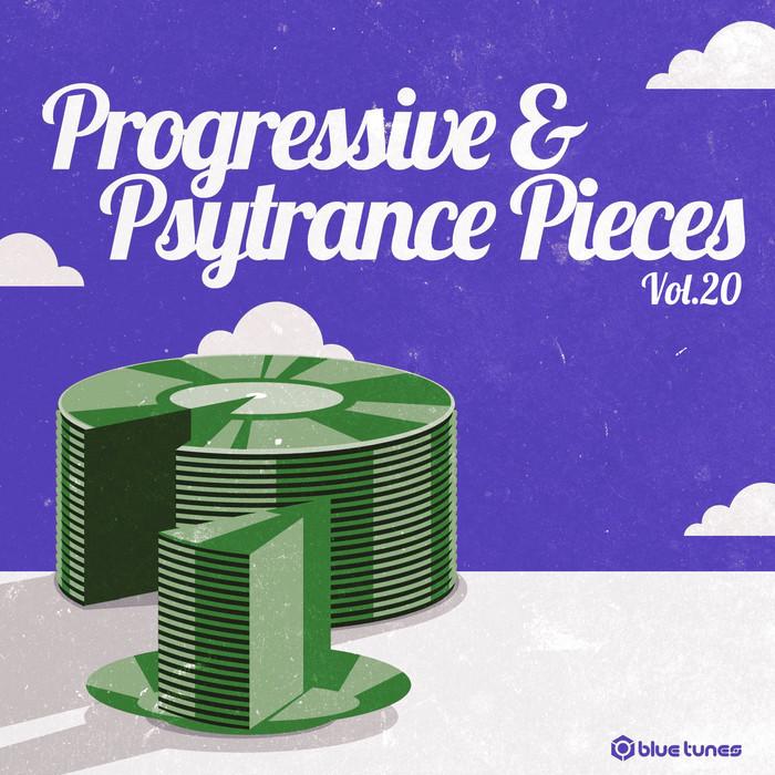 VARIOUS - Progressive & Psy Trance Pieces Vol 20