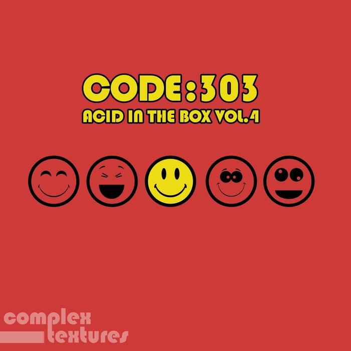 VARIOUS - Code 303: Acid In The Box Vol 4