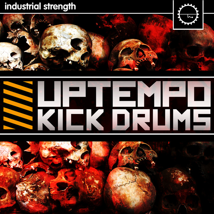 Industrial Strength Records: Uptempo Kick Drums (Sample Pack