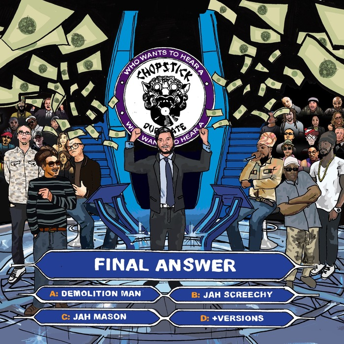 CHOPSTICK DUBPLATE - Final Answer