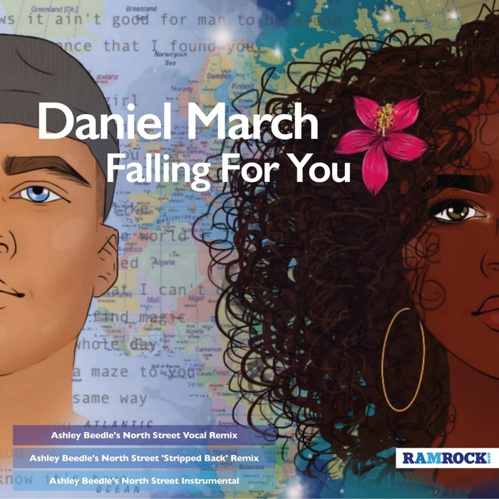 DANIEL MARCH - Falling For You (Ashley Beedle's North Street Remixes)