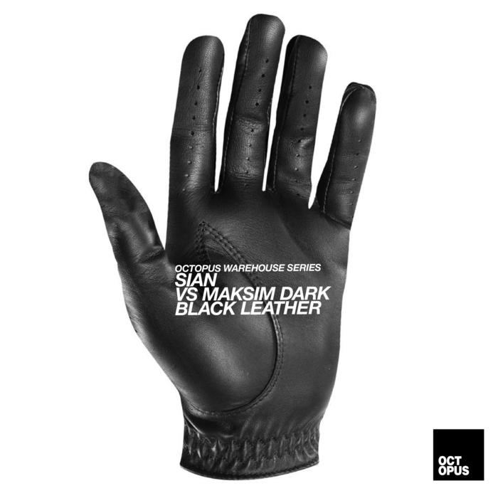 SIAN & MAKSIM DARK - Black Leather