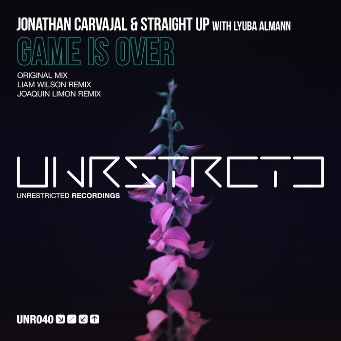 JONATHAN CARVAJAL/STRAIGHT UP feat LYUBA ALMANN - Game Is Over