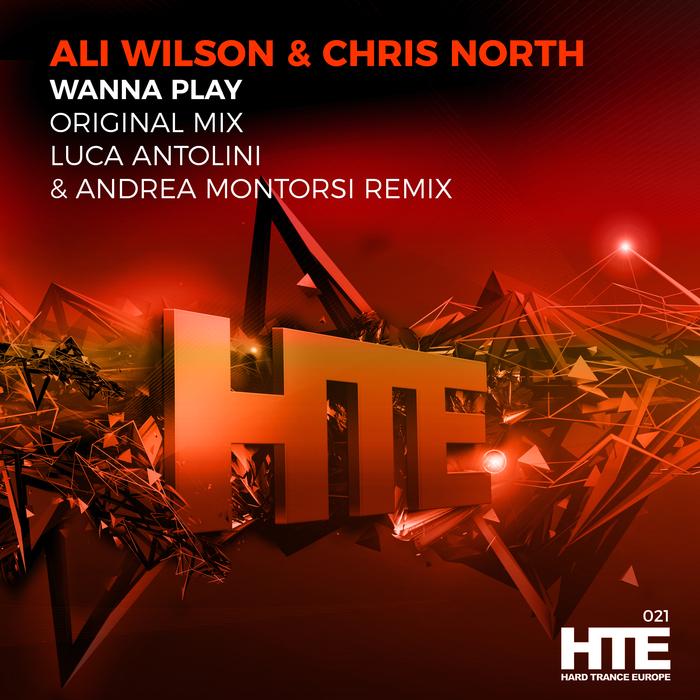 ALI WILSON/CHRIS NORTH - Wanna Play