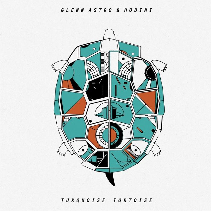 HODINI/GLENN ASTRO - Turquoise Tortoise