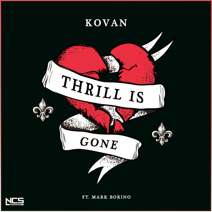 KOVAN feat MARK BORINO - Thrill Is Gone