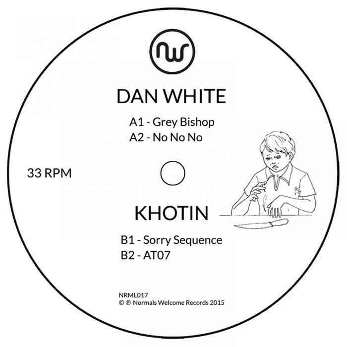 KHOTIN/DAN WHITE - Split