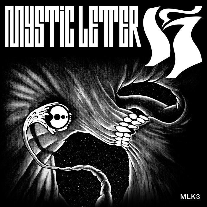 MYSTIC LETTER K - Occulimus