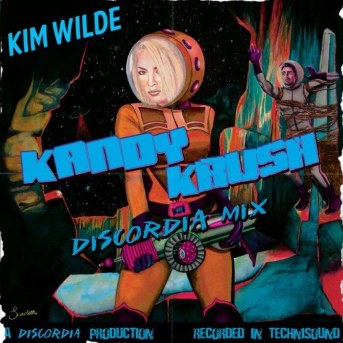 KIM WILDE - Kandy Krush