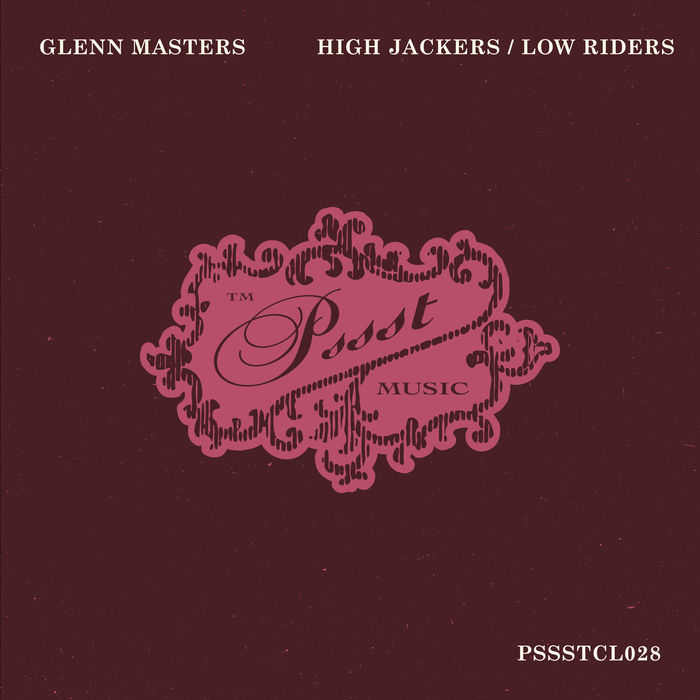 GLENN MASTERS - High Jackers/Low Riders