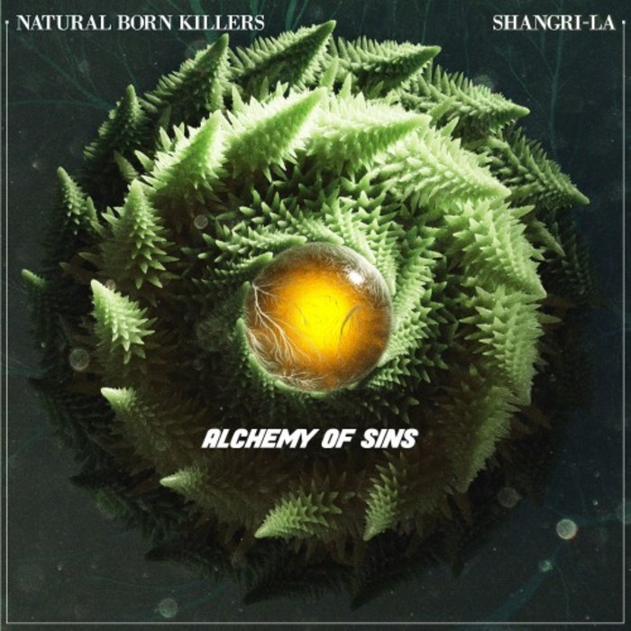 NATURAL BORN KILLERS with SHANGRI-LA - Alchemy Of Sins