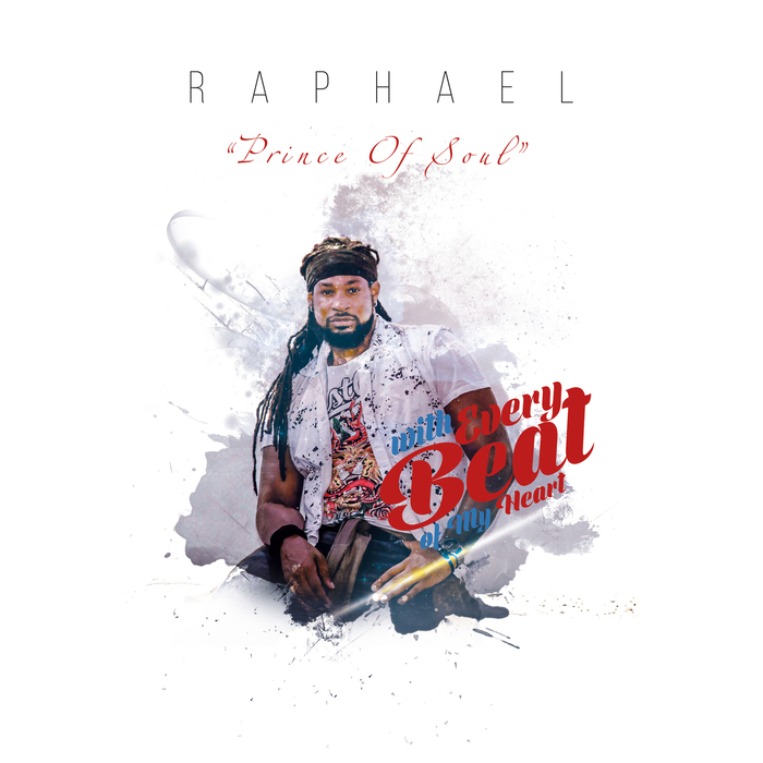 RAPHAEL PRINCE OF SOUL - With Every Beat Of My Heart (Remixes)
