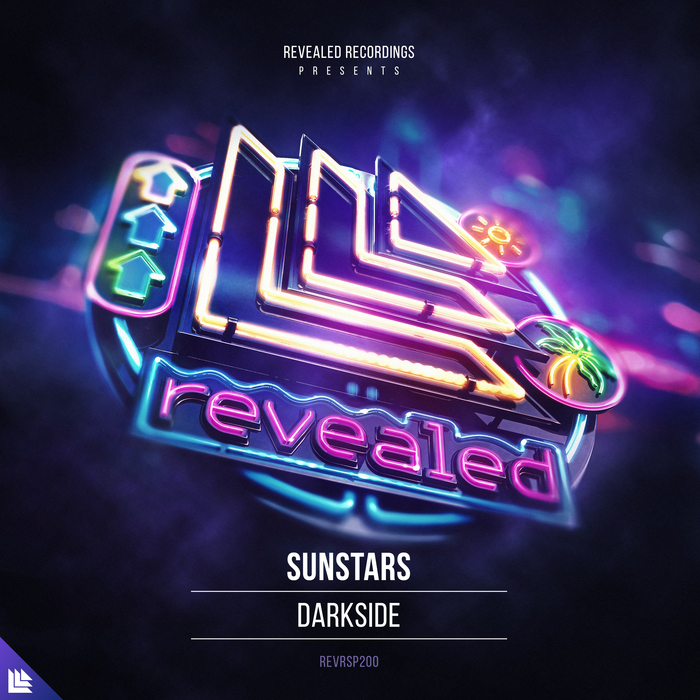 SUNSTARS - Darkside