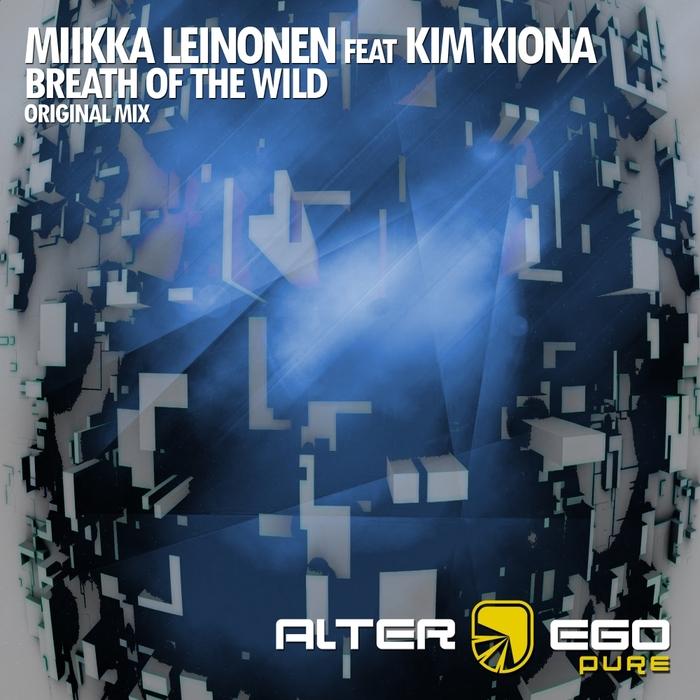 MIIKKA LEINONEN feat KIM KIONA - Breath Of The Wild