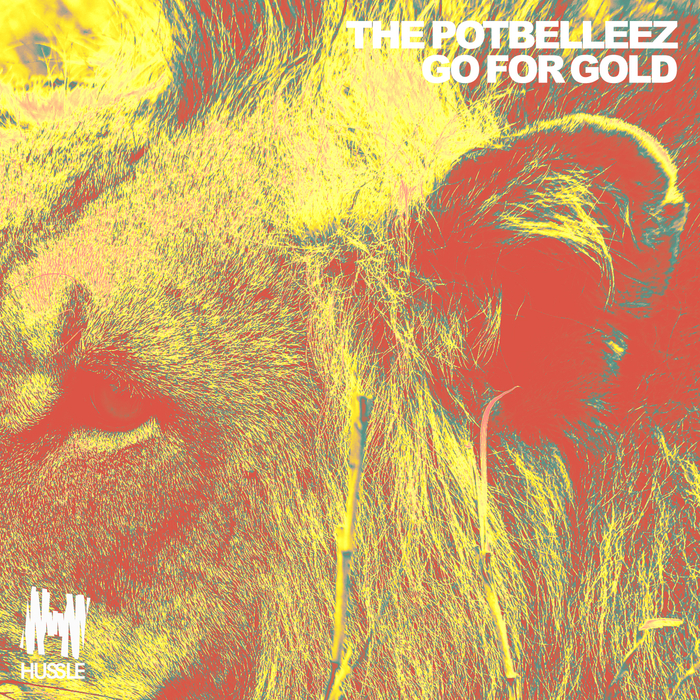 THE POTBELLEEZ - Go For Gold