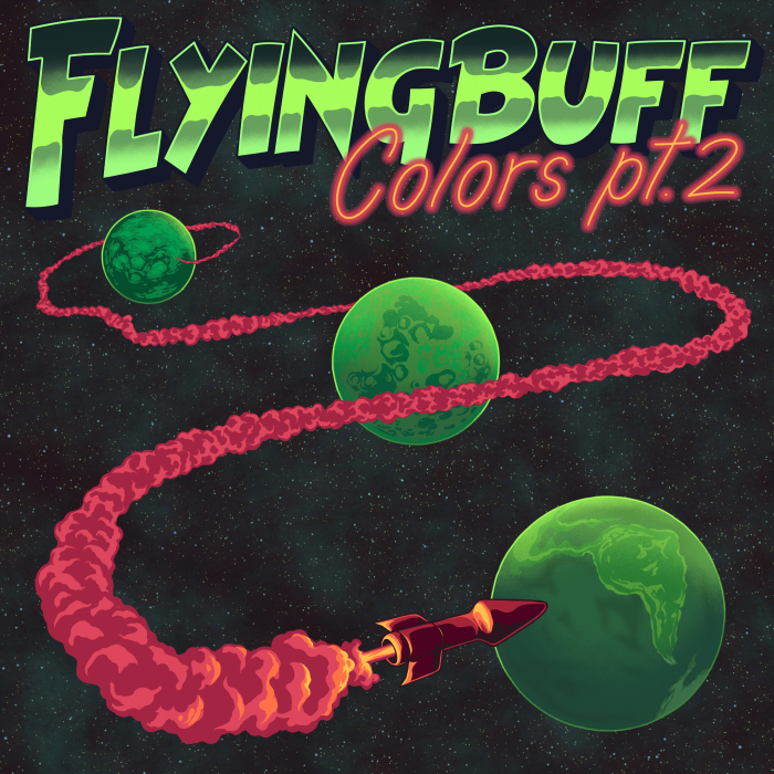 FLYING BUFF - Colors (Part 2)
