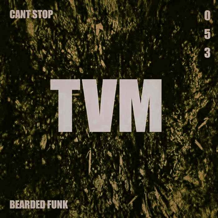 BEARDED FUNK - Cant Stop