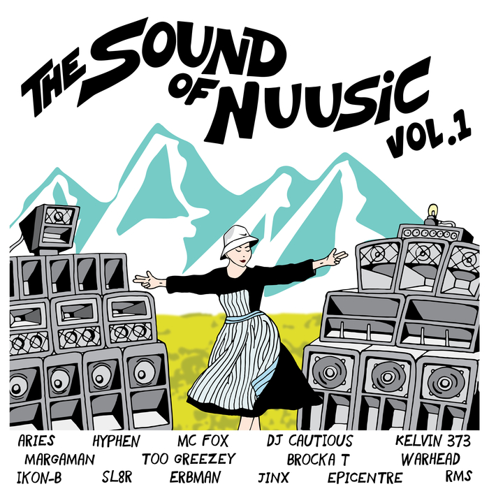 VARIOUS - The Sound Of Nuusic Vol 1