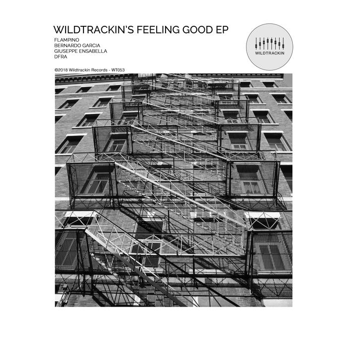 FLAMPINO/BERNARDO GARCIA/GIUSEPPE ENSABELLA & DFRA - Wildtrackin's Feeling Good