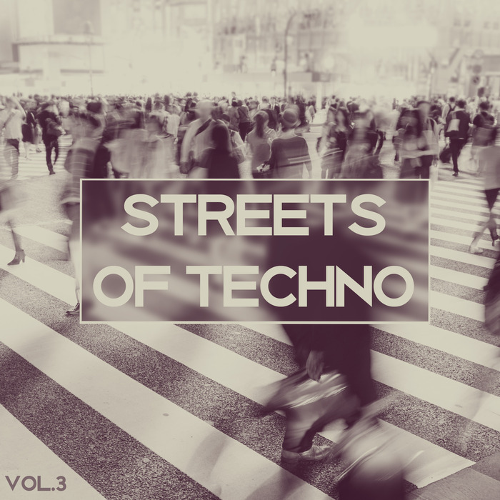 VARIOUS - Streets Of Techno Vol 3